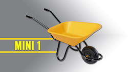 Mini Childrens wheelbarrow